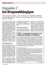 hepatitis c und drogenkonsum - Image