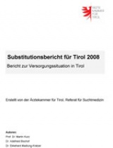 substitutionsbericht der ärztekammer für tirol - Image