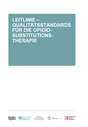 qualitätsstandards opioid substitutionstherapie - Image