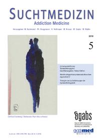 suchtmedizin band 20, nr. 5-2018 - Image