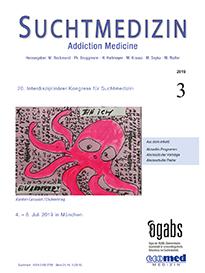 suchtmedizin band 21, nr. 3-2019 - Image