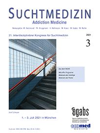 suchtmedizin band 23, nr. 3-2021 - Image