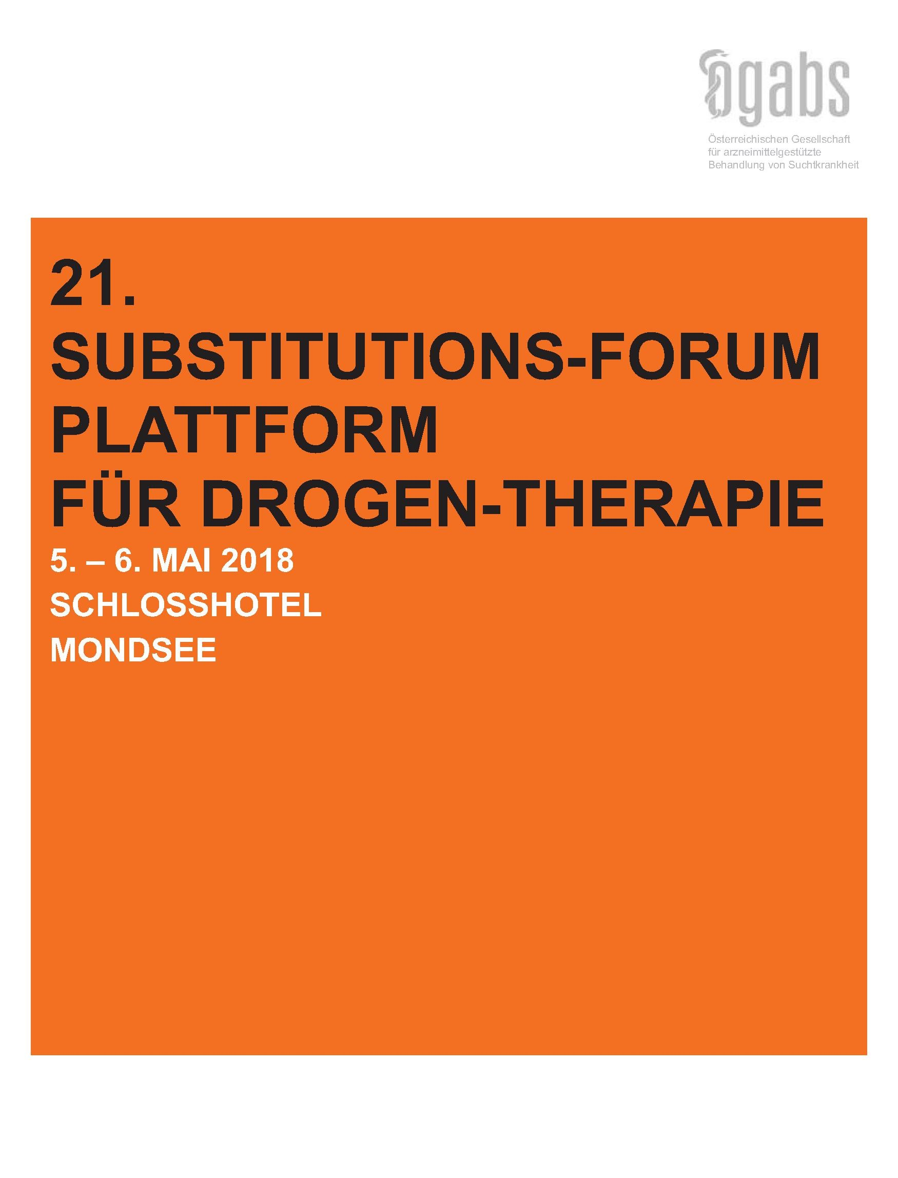 21. Substitutions-Forum