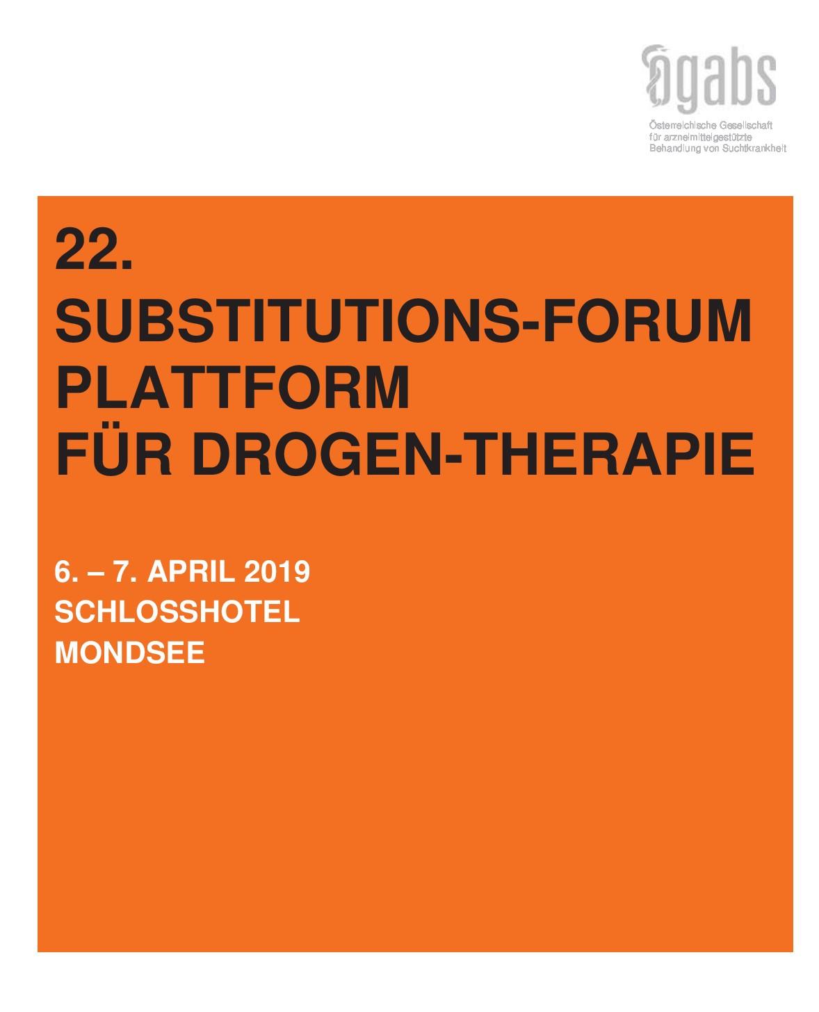 22. Substitutions-Forum